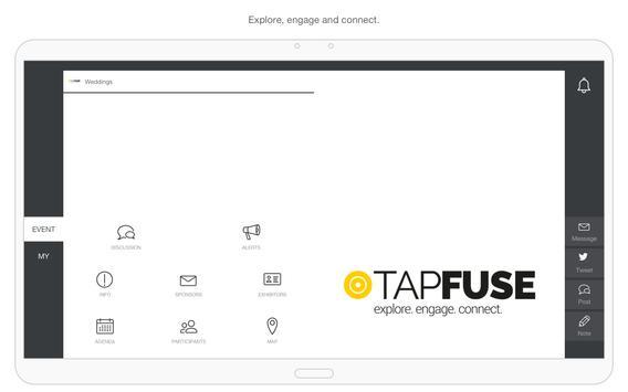 TapFuse Weddings screenshot 3