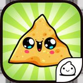 Crisps Evolution - Idle Kawaii & Clicker Game icon