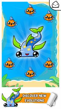 Fish Evolution - Idle Cute Clicker Game Kawaii apk screenshot