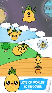 Pineapple Evolution Clicker poster