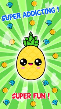 Pineapple Evolution Clicker apk screenshot