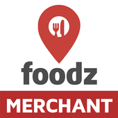 Foodz Merchant icon