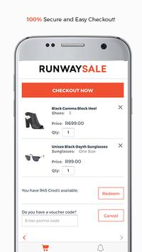 RunwaySale screenshot 3