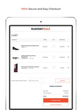 RunwaySale screenshot 13