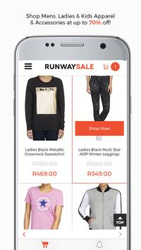 RunwaySale screenshot 1