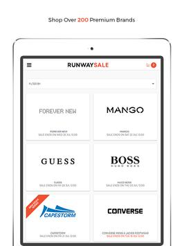 RunwaySale screenshot 5