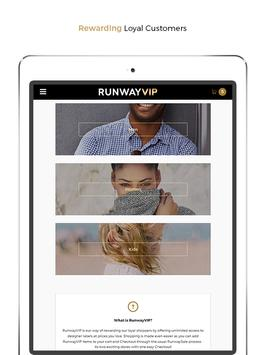 RunwaySale screenshot 9