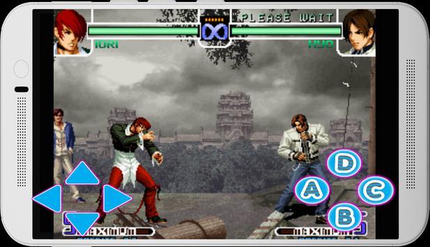 🏆 Descargar juego kof 2002 magic plus 2 apk sin emulador