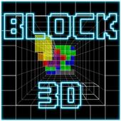 Block 3D icon