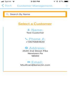 Kenect Service screenshot 14