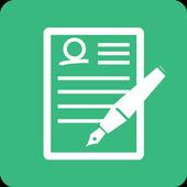 Resume Builder Pro - Free CV icon