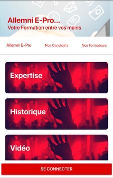 Allemni E-Pro poster