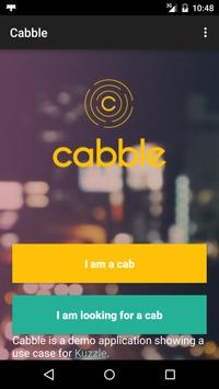 Cabble poster