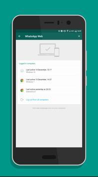 Mobile Client for WhatsApp Web (no ads) screenshot 4