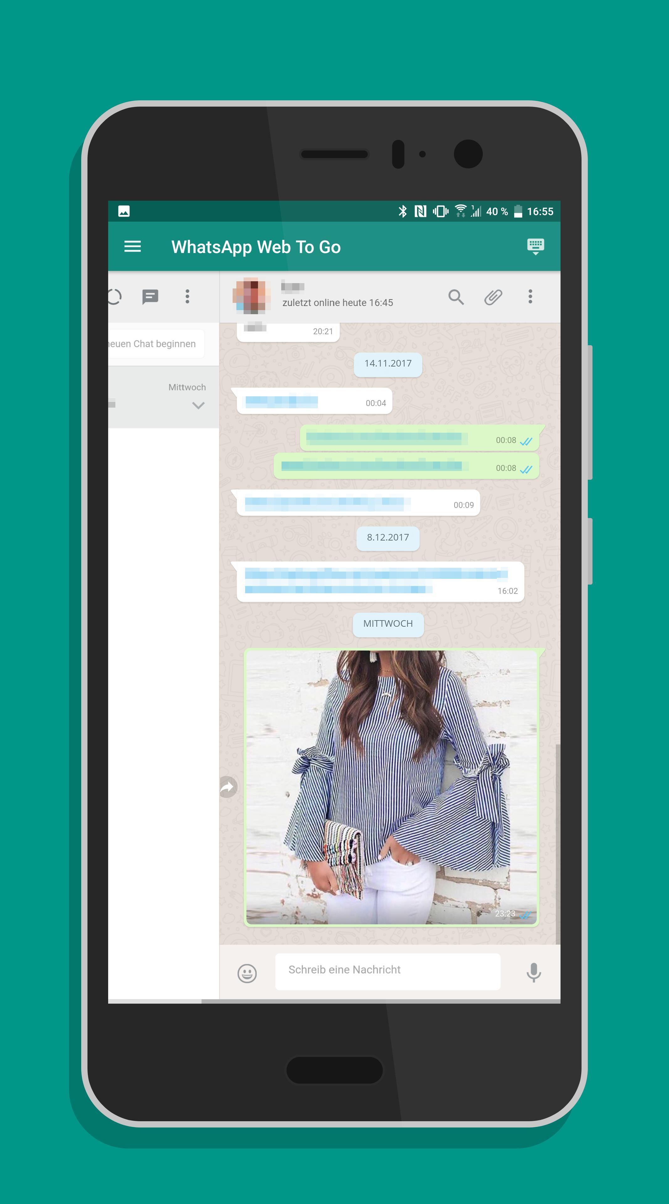 Whatsapp Client