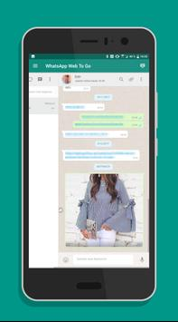 Mobile Client for WhatsApp Web (no ads) screenshot 2