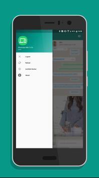 Mobile Client for WhatsApp Web (no ads) screenshot 3