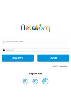 NetWorq App (Beta) poster