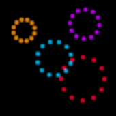 Dotted Circles (revised) icon
