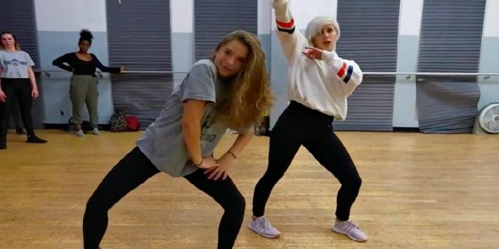Hip Hop Dance screenshot 1