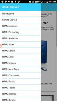 Learn HTML Basics screenshot 2