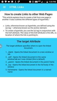 Learn HTML Basics screenshot 4