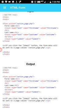 Learn HTML Basics screenshot 5