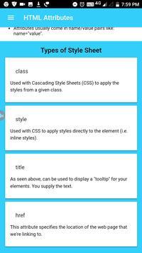 Learn HTML Basics screenshot 6