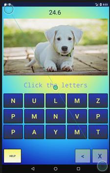 Itza Word Game (Unreleased) apk screenshot