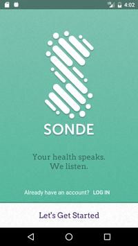 Sonde Health Research Tool poster