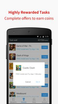 Gift Cards Reward: Cash Money apk screenshot