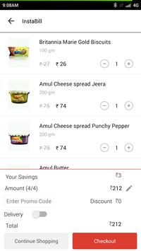 Just Home Delivery - Grocery apk screenshot