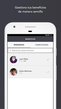 Cloob para empresas apk screenshot