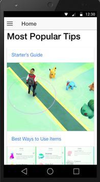 Best Pokemon Go Guide (Free) poster