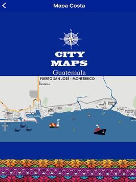City Maps Guatemala apk screenshot