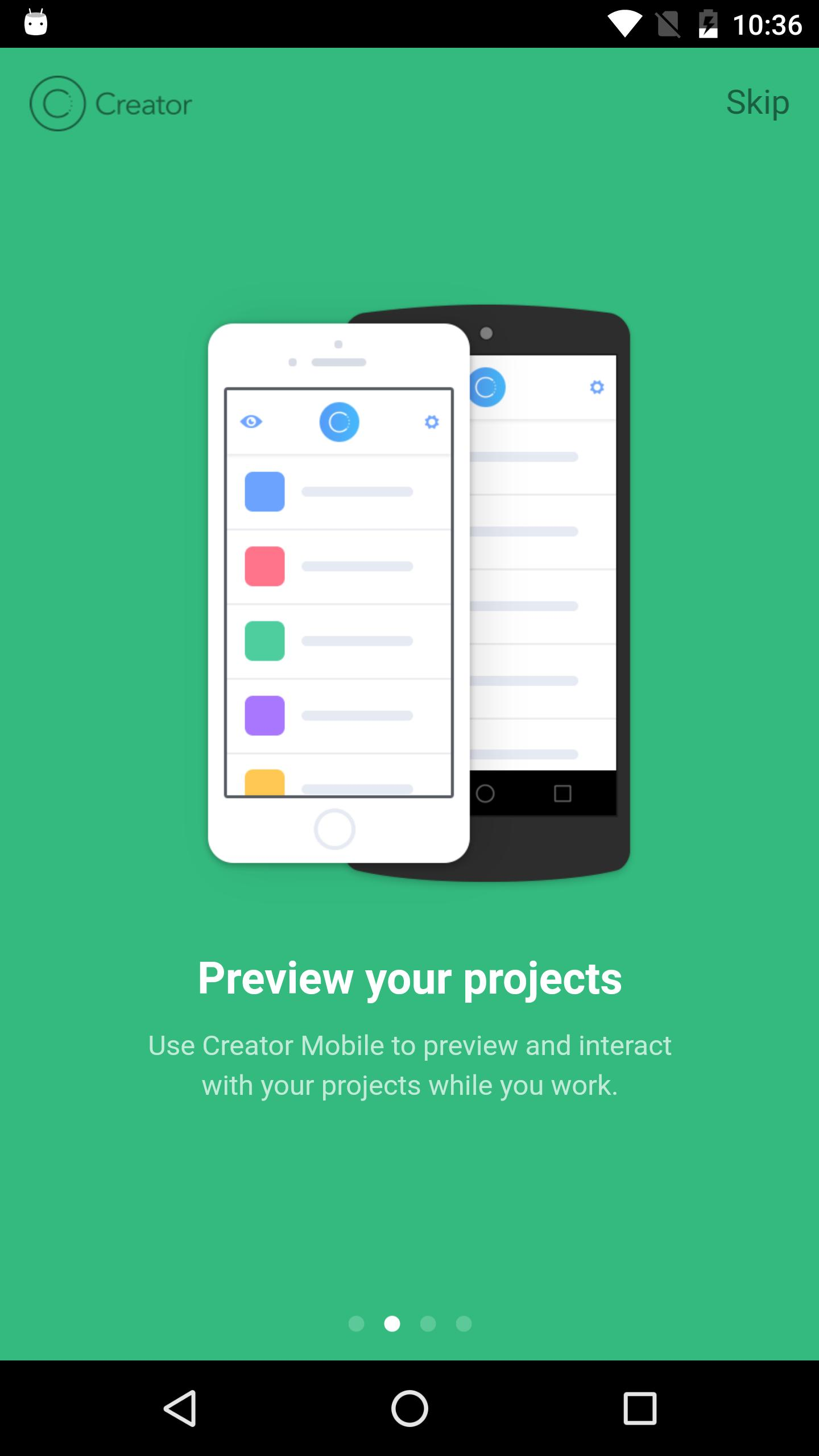 Ionic Creator for Android - APK Download