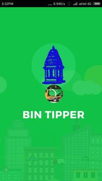 BIN TIPPER poster