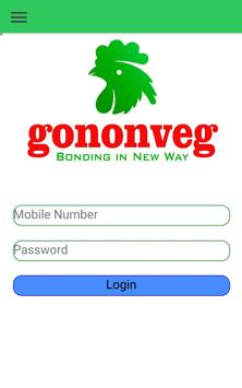 GoNonVeg screenshot 1