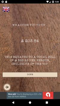 Gratitude Tipping screenshot 4