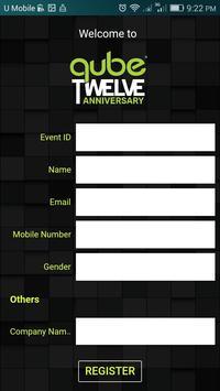 MyEvent screenshot 1