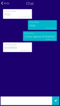 Nogal eventos screenshot 3