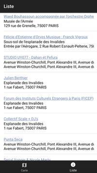 Nuit Blanche Paris 2018 screenshot 1