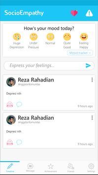 SocioEmpathy Beta apk screenshot