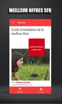 Guide d'installation SFR poster