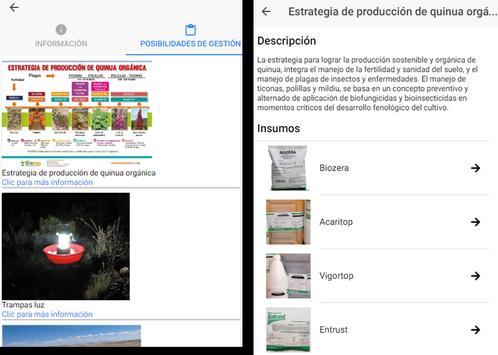 Portal de Quinua screenshot 2