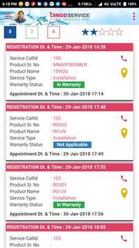 BingoService screenshot 1