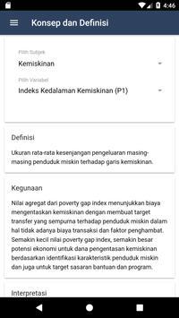 Statistik Raja Ampat screenshot 1