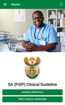 PrEP Clinical Guideline poster