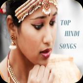 Top hindi songs icon