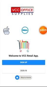 VCC Retail poster